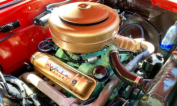 1954 Lincoln 318 V8