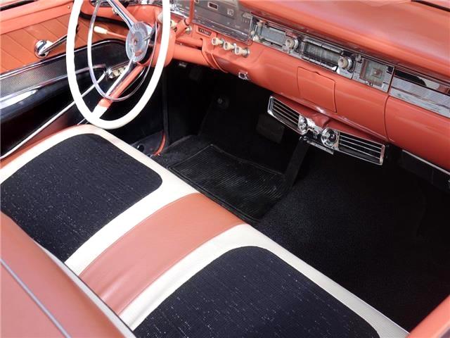 1959 Ford Galaxie Skyliner Interior