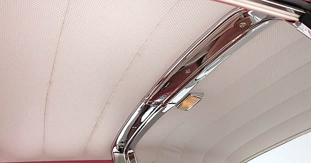 55 Ford Crown Victoria Chrome Band