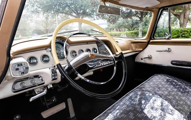 1956 Dodge Coronet Interior