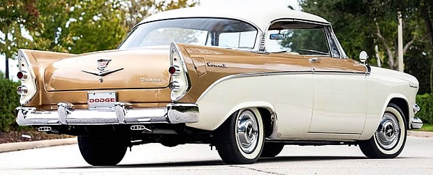 1956 Dodge Coronet - rear view