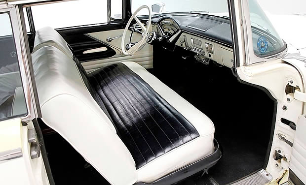 1956 Mercury Montclair Interior