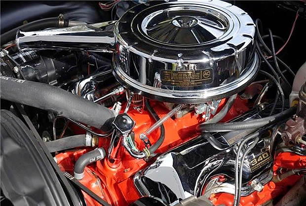 1963 Chevrolet 409 cubic inch V8