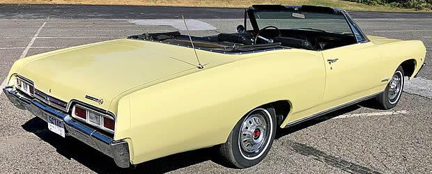 1967 Chevy Impala SS Convertible