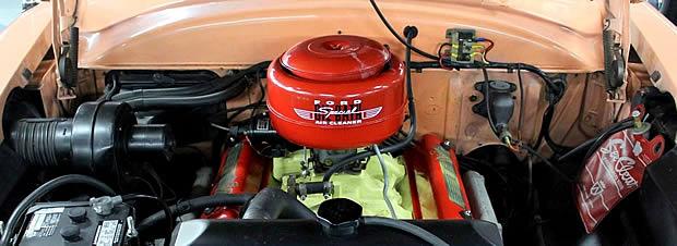 1954 Ford 239 Y block V8