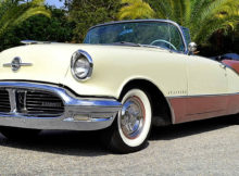 1956 Oldsmobile Ninety-Eight Starfire