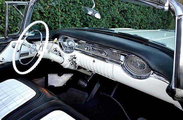 1956 Oldsmobile Starfire Leather Interior
