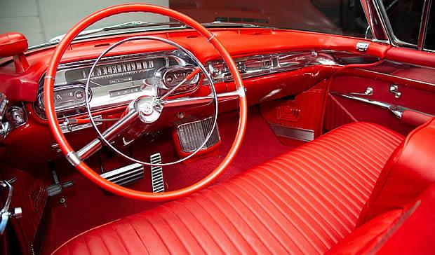 1957 Cadillac Eldorado Biarritz Interior
