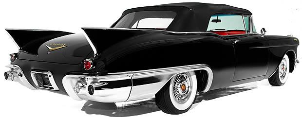1957 Cadillac Eldorado Biarritz Convertible - rear