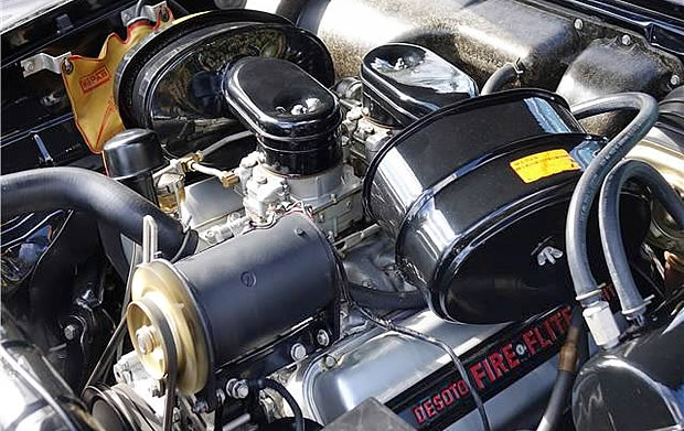 1957 Desoto 345 Hemi V8
