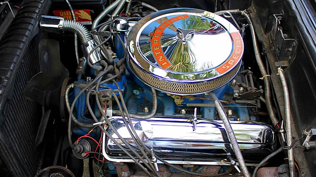1958 Ford 352 Interceptor Special V8