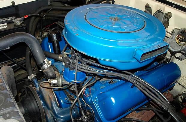 1959 Ford 352 Thunderbird V8