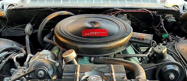 1959 Oldsmobile 394 V8