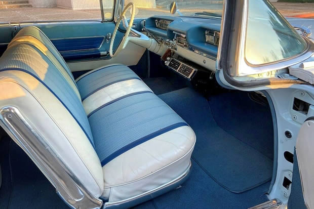1959 Oldsmobile Ninety-Eight Interior