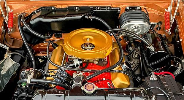 1959 Plymouth Golden Commando 395