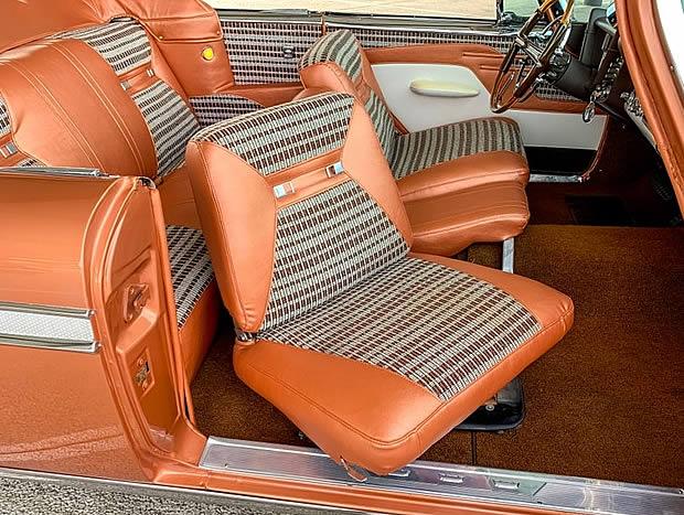 1959 Plymouth Sport Fury Interior