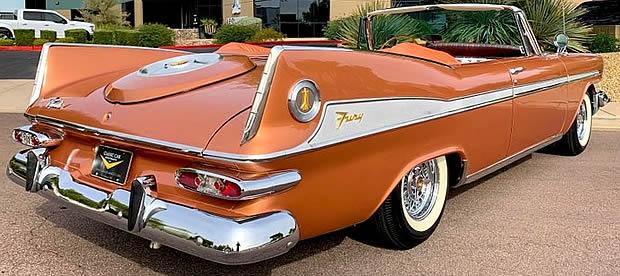 1959 Plymouth Fury Sport Deck