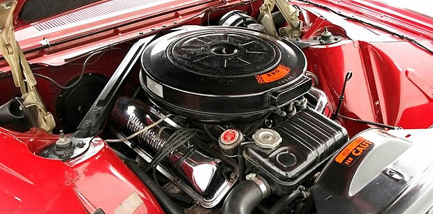 Ford 390 V8 engine