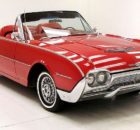 1961 Ford Thunderbird Convertible