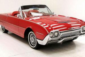1961 Ford Thunderbird Convertible