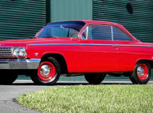 1962 Chevy Bel Air with 409 V8