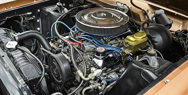1967 Ford 289 V8