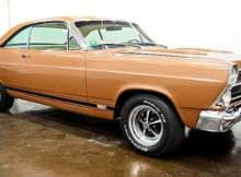 1967 Ford Fairlane GT-A
