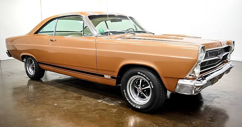 1967 Ford Fairlane GT-A