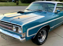 1969 Ford Torino GT Hardtop