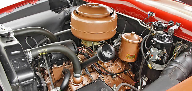 1950 Ford 239 Flathead V8