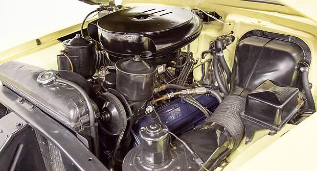 1953 Cadillac 331 V8