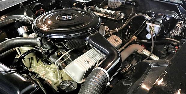 1956 Continental 368 V8