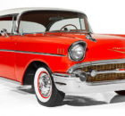 1957 Chevrolet Bel Air Sport Coupe
