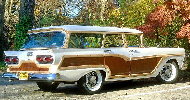 1958 Ford Country Squire