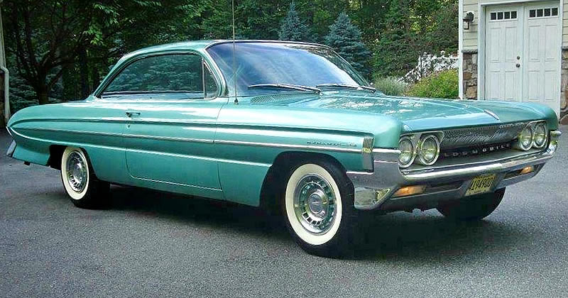1961 Oldsmobile Dynamic Eighty-Eight