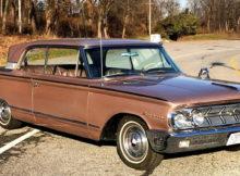 1963 Mercury Monterey S-55