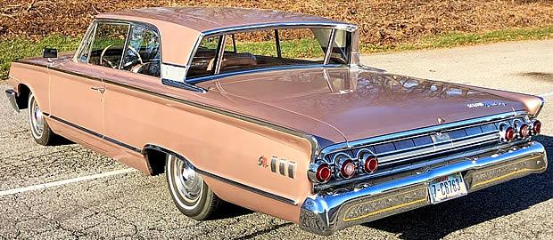 1963 Mercury Monterey 2-Door S-55
