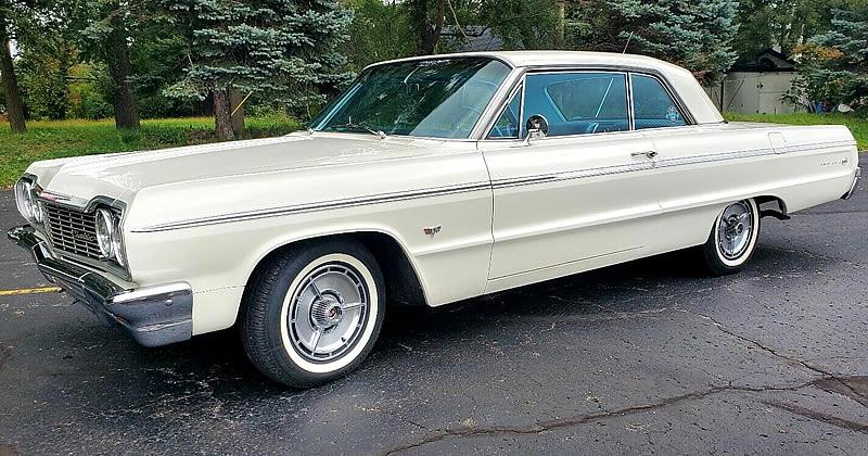 1964 Chevy Impala SS 327