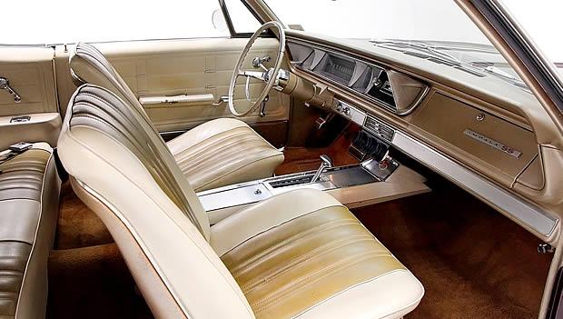 1966 Chevy Impala SS Interior