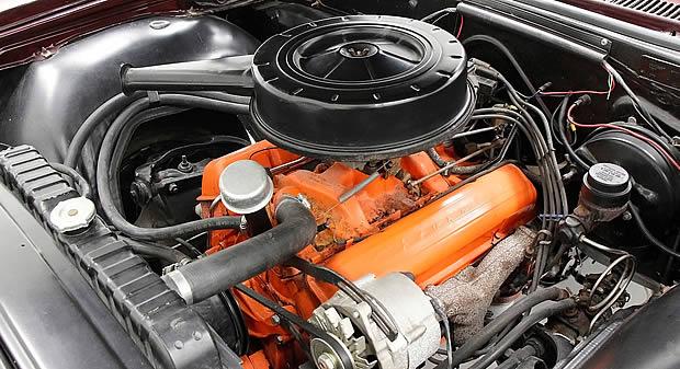 1966 Chevy 283 V8