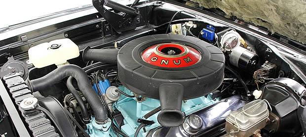 1967 Dodge 440 Magnum V8