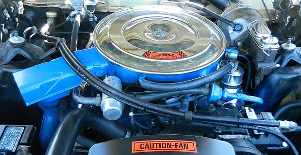 68 Ford 390 V8