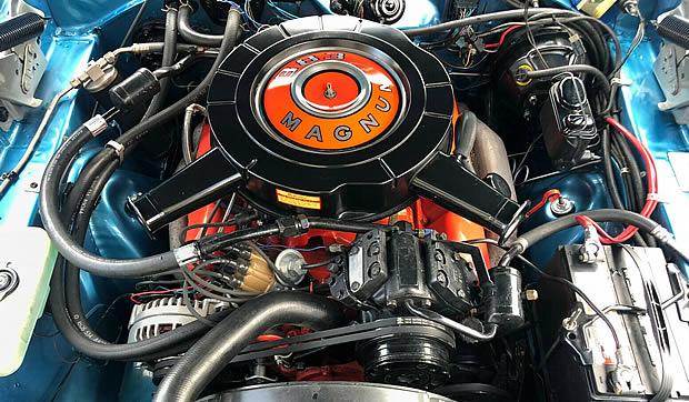 1969 Dodge 383 V8 Engine