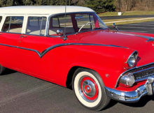 1955 Ford Country Sedan Station Wagon
