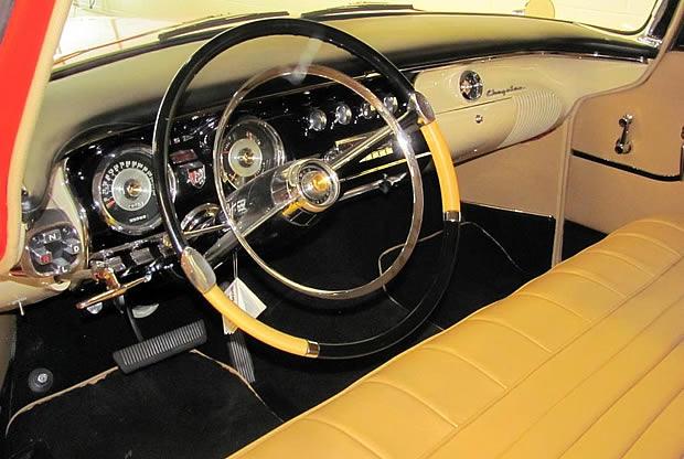 1956 Chrysler 300B Instrument Panel