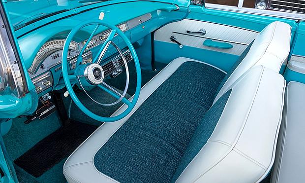 1958 Skyliner Interior