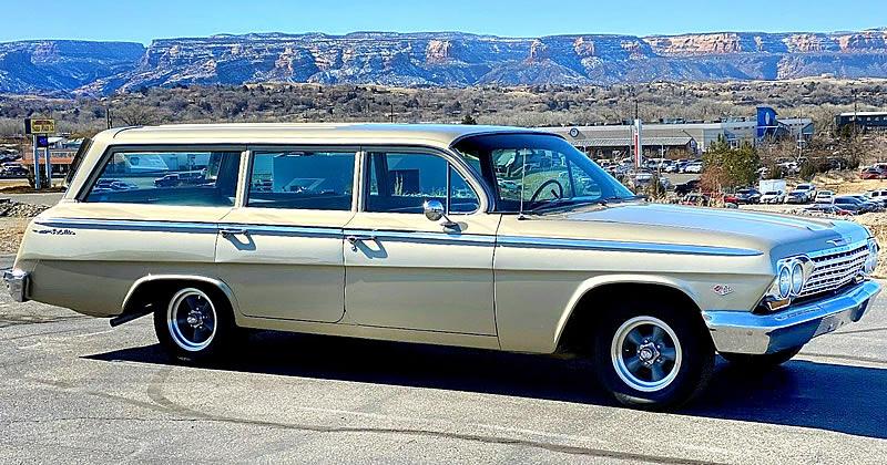 1962 Chevrolet Bel Air Station Wagon