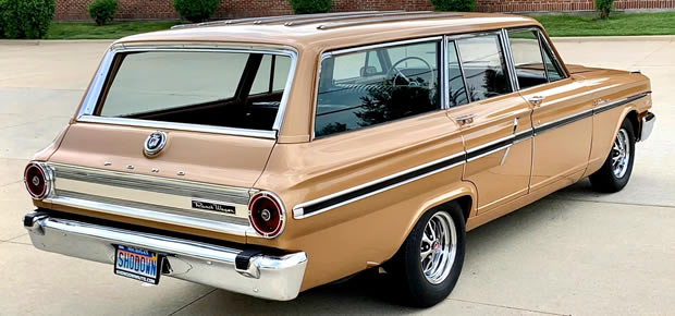 1963 Ford Fairlane 500 Wagon