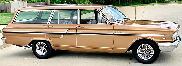 1964 Ford Custom Ranch Wagon