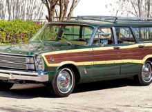 1966 Ford Country Squire Station Wago